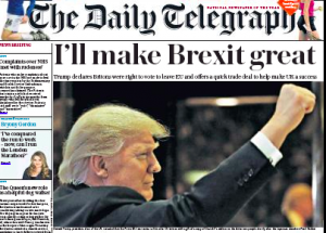 "Daily Telegraph: czas na ""realpolitik"""